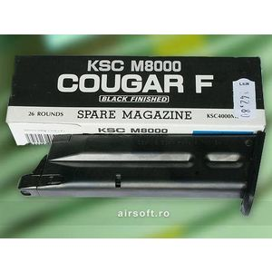 INCARCATOR DE 26 BILE - M8000 COUGAR (GBB) imagine