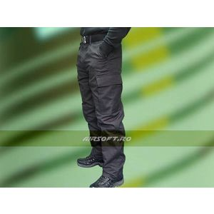 PANTALONI MODEL US - BDU RANGER (NEGRU) imagine