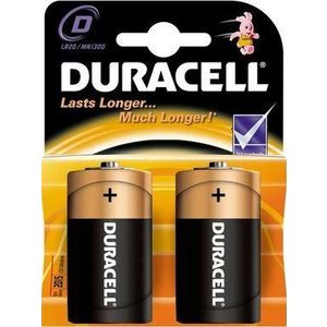 BATERIE DURACELL D (R20) BASIC imagine