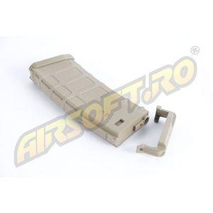 INCARCATOR DE 120 BILE - M16/M4/SR16/CAR 15/M733/L85/GF85/TAVOR (TAN) imagine