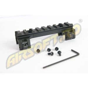 BAZA DE MONTARE LOW PROFILE PENTRU MP5/G3 imagine