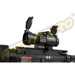 DOT SIGHT ROSU - OBIECTIV 30MM imagine