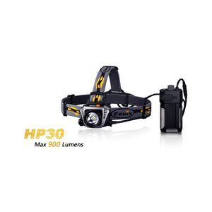 LANTERNA FRONTALA MODEL HP30 XM-L2 - GRI imagine