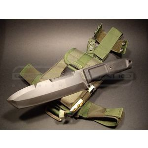 CUTIT MODEL ONTOS - GREEN SHEATH imagine