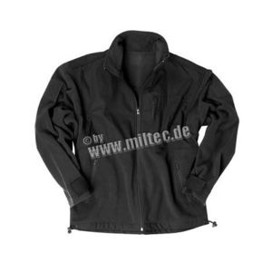 JACHETA FLEECE R/S NEGRU imagine