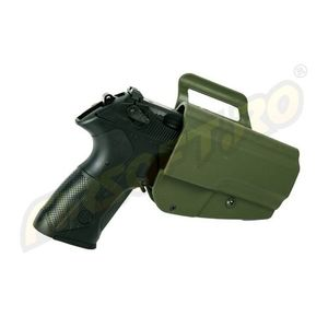 TEACA PENTRU BERETTA PX4 MODEL EVO5 ARES (OLIV) imagine