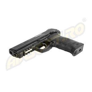 HECKLER KOCH HK45 - METAL SLIDE - GNB - CO2 - BLACK imagine