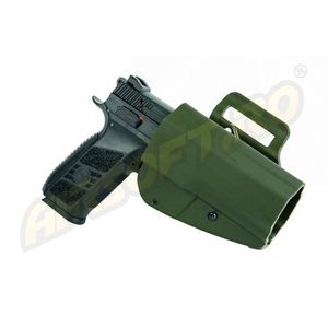 TEACA PENTRU CZ P-09 MODEL EVO5 ARES (OLIV) imagine