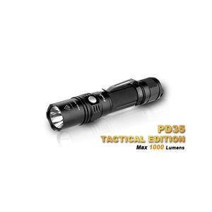 LANTERNA MODEL PD35 XM-L (V5) - TACTICAL EDITION imagine