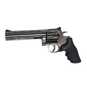 REVOLVER DAN WESSON - MODEL 715 - 6 INCH - GRI METALIZAT - FULL METAL - GNB - CO2 imagine