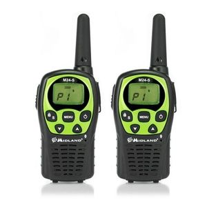 STATIE RADIO PMR PORTABILA M24-S - SET 2 BUC imagine