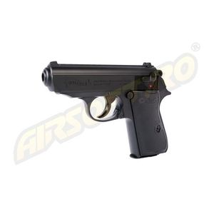 WALTHER PPK/S - ARC - METAL SLIDE - BLACK imagine