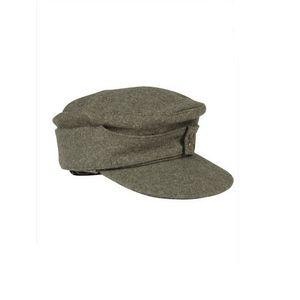 SAPCA MODEL FIELD M43 WWII PEA GREY (REPRO) imagine