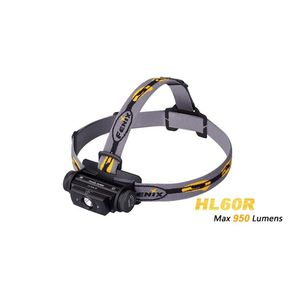 LANTERNA FRONTALA MODEL HL60R XM-L2 T6 - BLACK imagine