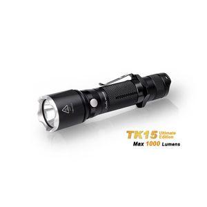 LANTERNA MODEL TK15 XP-L HI (V3) - ULTIMATE EDITION - BLACK imagine