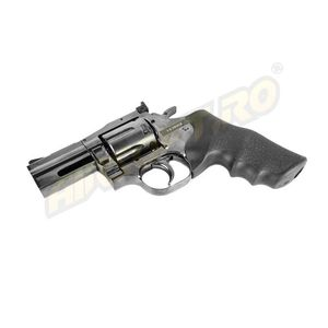 REVOLVER DAN WESSON - MODEL 715 - 2.5 INCH - GRI METALIZAT - FULL METAL - GNB - CO2 imagine
