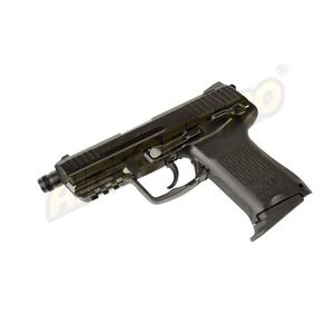 HECKLER KOCH HK45 CT - METAL SLIDE - GBB - BLACK imagine