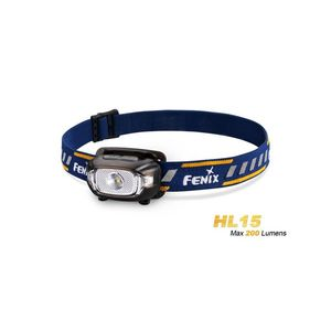 LANTERNA FRONTALA MODEL HL15 XP-G2 R5 - BLUE imagine