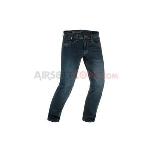 BLUE DENIM TACTICAL FLEX JEANS - MIDNIGHT WASHED (29/34) imagine