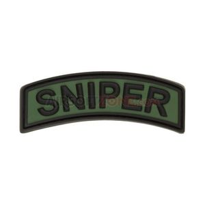 PATCH CAUCIUC SNIPER - FOREST imagine
