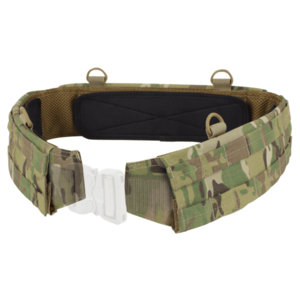 SLIM BATTLE BELT - MULTICAM imagine