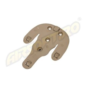 PMP MOLLE PLATE SYSTEM - TAN imagine