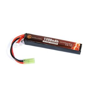 LI-PO ACUMULATOR ULTRA POWER - 11.1V - 1300MAH - 20C - 40C imagine