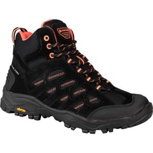ALPINE PRO TOMIS negru 38 - Încălțăminte outdoor damă imagine