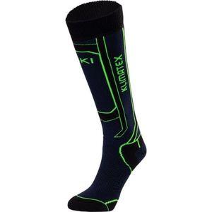 Klimatex NOGY negru 31-34 - Șosete de schi copii imagine