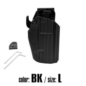 MULTI FIT COMPACT HOLSTER - BK imagine