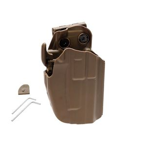 MULTI FIT COMPACT HOLSTER - TAN imagine