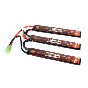 LIPO - ACUMULATOR ULTRA POWER 11.1V - 1300 MAH - 20C - MINI-TYPE imagine