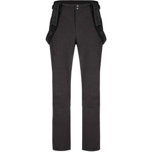 Loap LYENER gri M - Pantaloni softshell de bărbați imagine