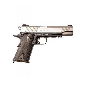 COLT 1911 RAIL GUN ® CO2 BLACK DUAL TONE imagine