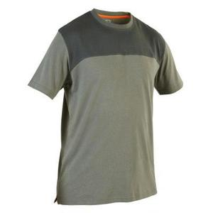 Tricou Vânătoare 500 Verde imagine