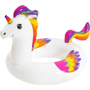 Bestway FANTASY UNICORN SWIM RING NS - Colac gonflabil imagine