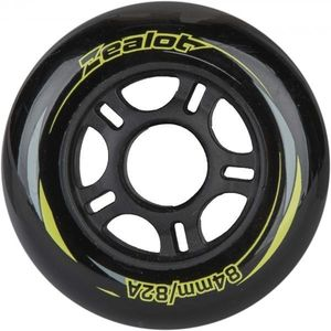 Zealot 84-82A WHEELS 4PACK negru NS - Set roți imagine