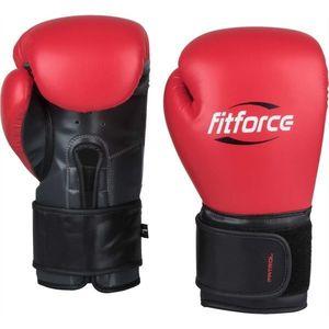 Fitforce PATROL roșu 10 - Mănuși de box pentru antrenament imagine