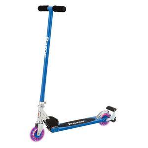 Trotineta pliabila cu scantei pentru copii 8+ ani Razor S Spark Sport Albastru imagine