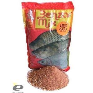 Nada Benzar Mix Amur-Crap punga 1 kg imagine