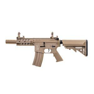 COLT M4 - SPECIAL FORCES - FULL METAL- MINI - TAN imagine