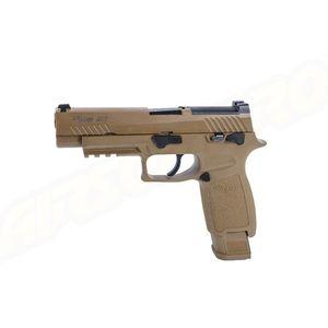 PROFORCE P320 M17 - FULL METAL - GBB - TAN imagine