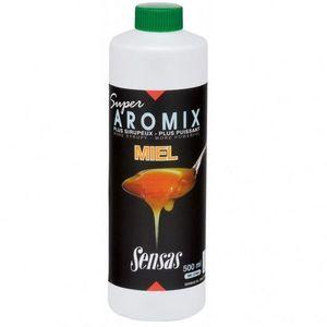 Aditiv Lichid Concentrat Aromix miere (500ml) Sensas imagine