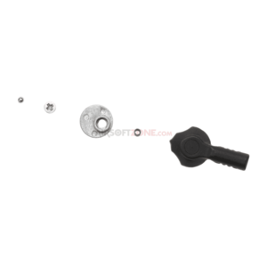 LONG THROW AEG - SAFETY SELECTOR - BLACK imagine