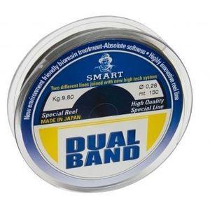 Fir monofilament Smart Dual Band 600m Maver (Diametru fir: 0.14 mm) imagine
