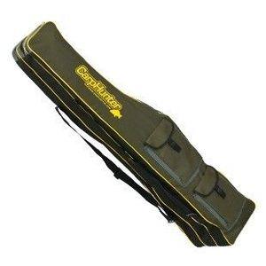Husa pentru lansete 3 compartimente Carp Hunter (Compartimente: 3 compartimente, Lungime husa: 120 cm) imagine