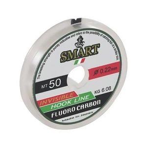 Fir Fluorocarbon Smart, 50m Maver (Diametru fir: 0.10 mm) imagine