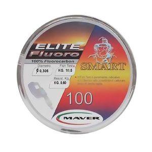 Fir Fluorocarbon Smart Elite, 100m Maver (Diametru fir: 0.12 mm) imagine