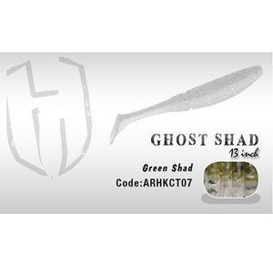 Shad Ghost 13cm Green Shad Herakles imagine