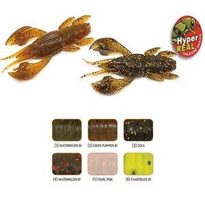Shad ULC Crayfish Cola 5.3cm/1.7gr, 8buc/plic Rapture imagine